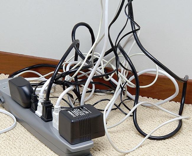 home power status